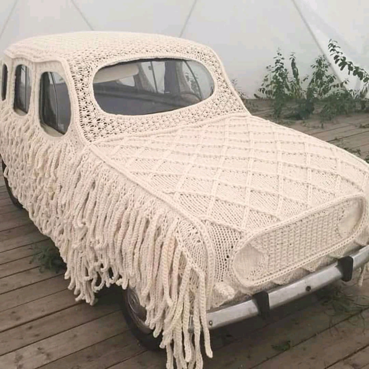 17 Hand-Knitted Things Only a Loving Grandma Could Make