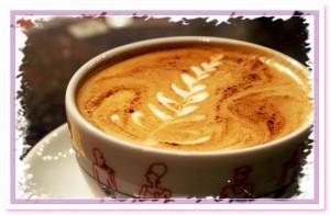 чашечка кофе фото