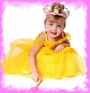 маленькая принцесса фото