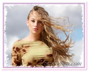 прекрасная женщина фото