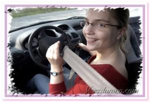 женщина автомобилист фото