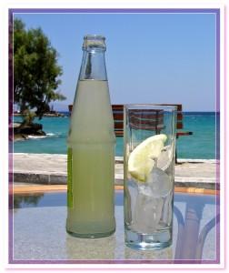 лимонад лимон лёд фото