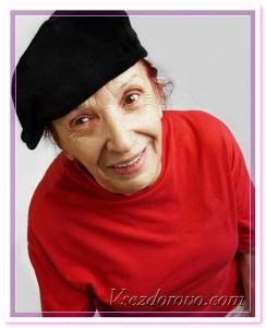 активная пожилая женщина фото