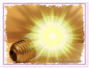 лампочка фото