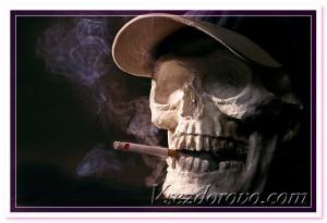 курильщик фото