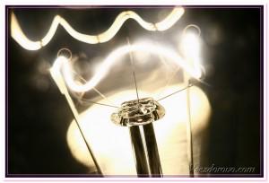 лампочка накаливания фото