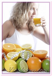 здоровое питание для похудения
