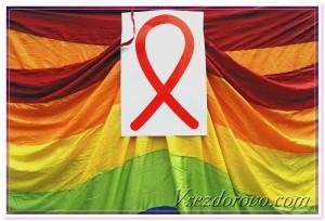 эмблема СПИД-а