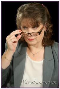 Строгая женщина-директор фото