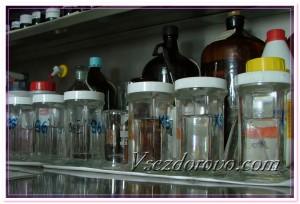 Медицинская лаборатория фото