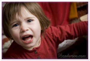 семейная ссора при ребенке - недопустима