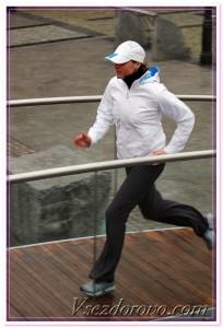 утренняя городская пробежка наносит вред здоровью