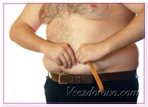 Толстый мужчина фото