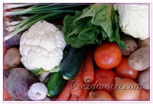 Овощи, повседневные продукты питания фото