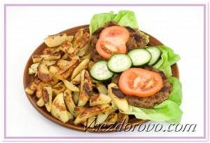 Высококалорийное блюдо фото
