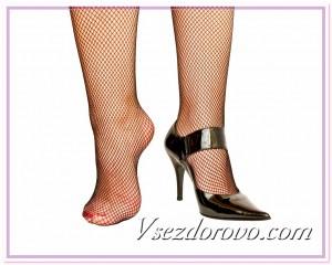 Носить ли обувь на каблуках?