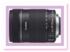 Canon EF-S 18-135 IS