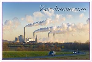 Загрязнение человеком окружающей среды