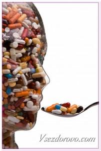 Избыточный прием лекарств