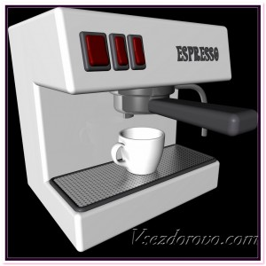 Кофемашина для эспрессо фото