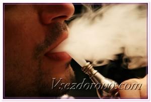 Курение кальяна фото