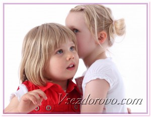Детские секреты фото