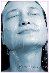Ежедневные водные процедуры