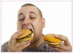 Пора на диету