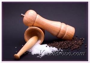 Соль и перец фото
