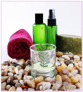 арома и СПА терапия