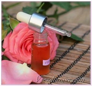 цветочное эфирное масло