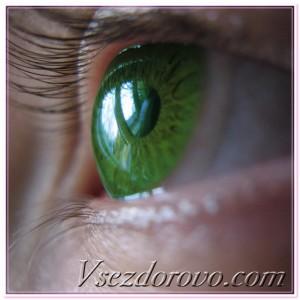 зеленые контактные линзы