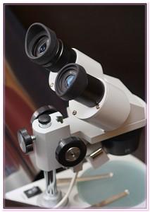 микроскоп фото