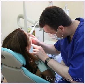 зубной врач фото