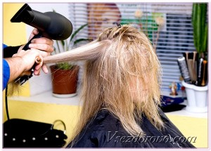парикмахер фото