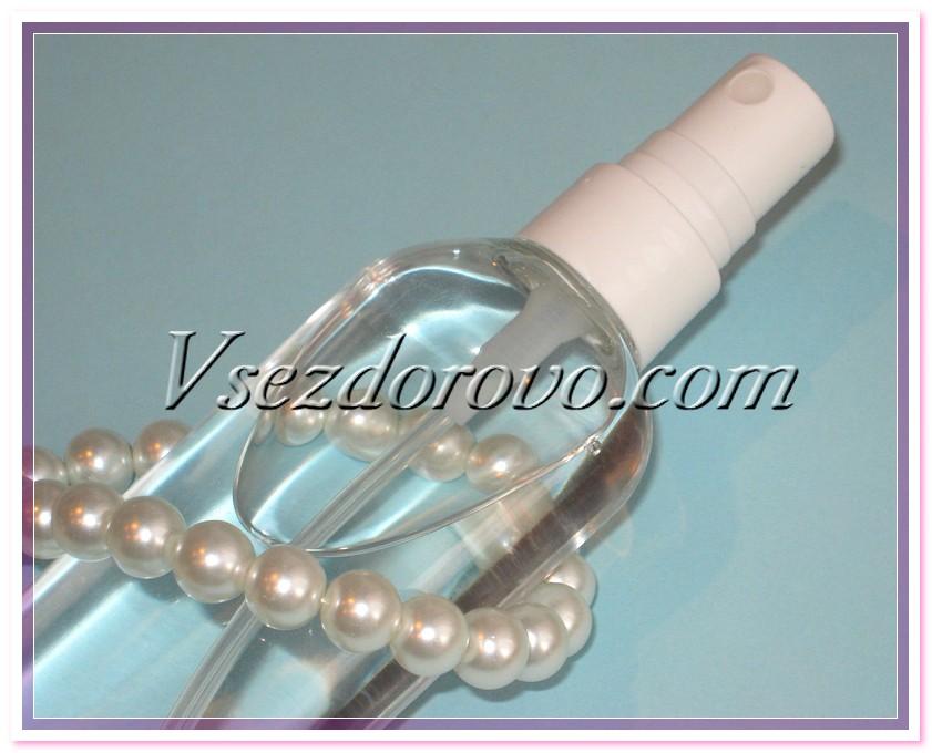 Спрей-кондиционер для облегчения расчесывания волос с силиконами