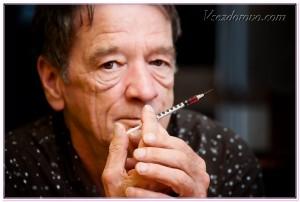 мужчина диабетик фото