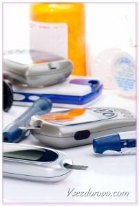 глюкометры и инсулиновые шприцы фото