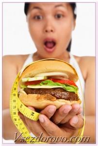 женщина на диете фото