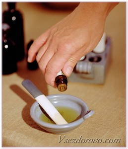 эфирные масла и ароматерапия фото