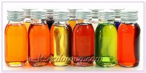 бутылочки с маслами фото