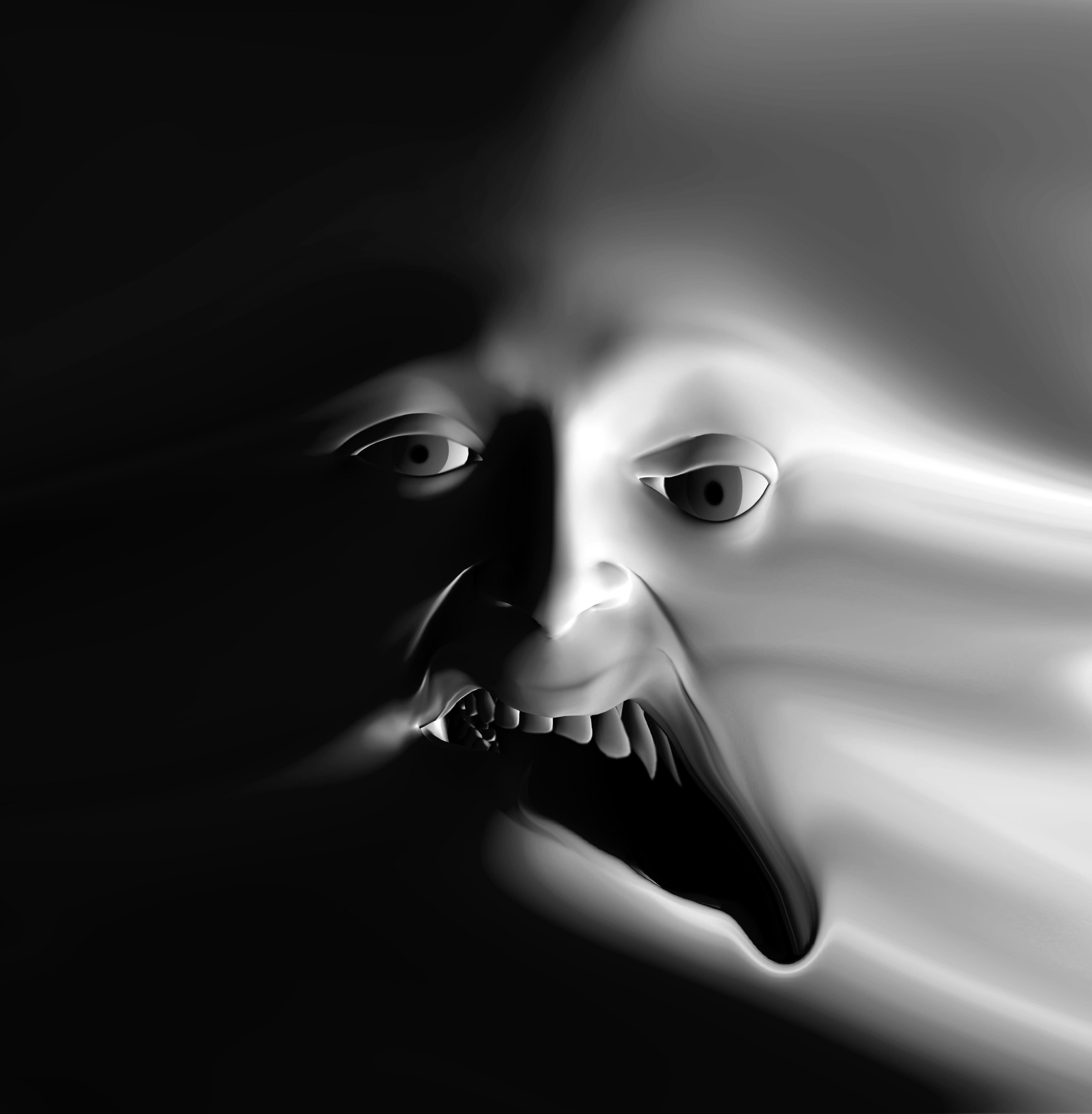 фото страшный сон