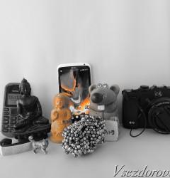 """Nikon Coolpix P510 режим """"выборочный цвет"""""""