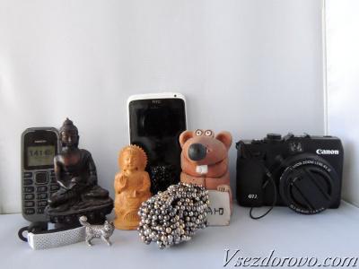 Nikon Coolpix P510 при ISO 1600