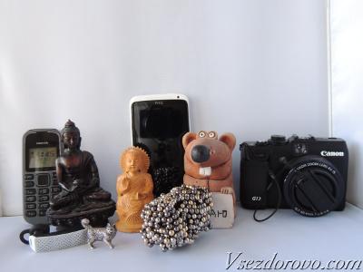 Nikon Coolpix P510 при ISO 200