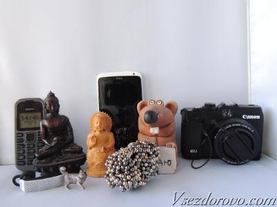 Nikon Coolpix P510 при ISO 400