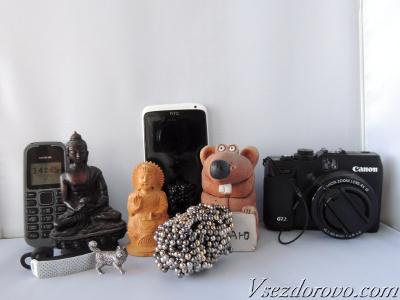 Nikon Coolpix P510 при ISO 800