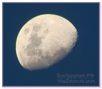 Лунный календарь здоровья – август