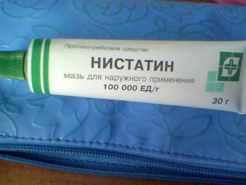 Нистатин: инструкция по применению, фото, отзывы, цены