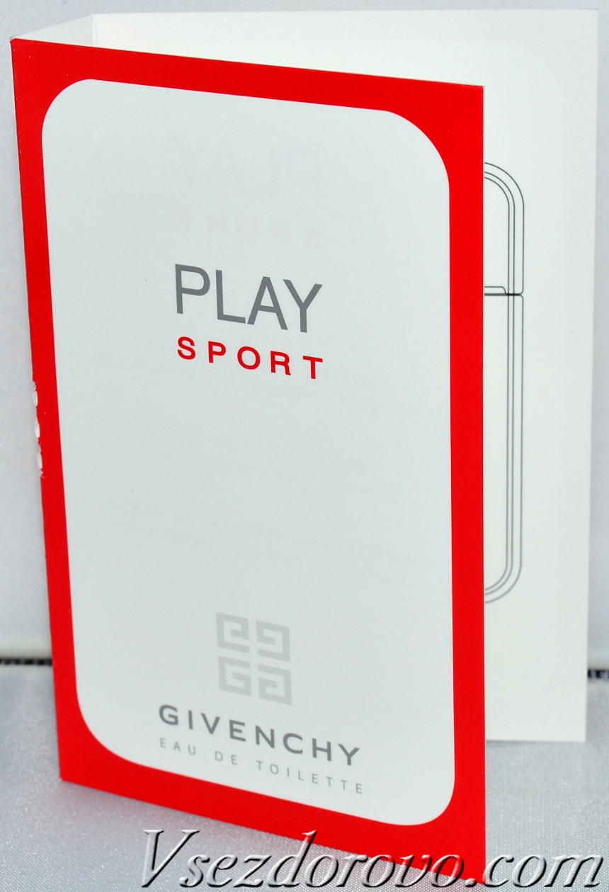 Play Sport от Живанши